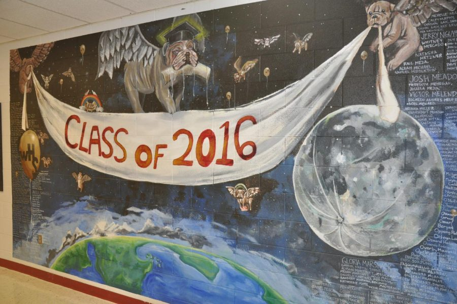EQUALITY, DIVERSITY, INDIVIDUALITY, CHANGE: CLASS OF 2016