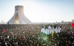 Thousands mourn for Soleimani in Tehran