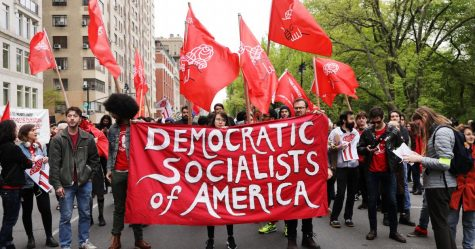 IS AMERICA'S FUTURE SOCIALIST?
