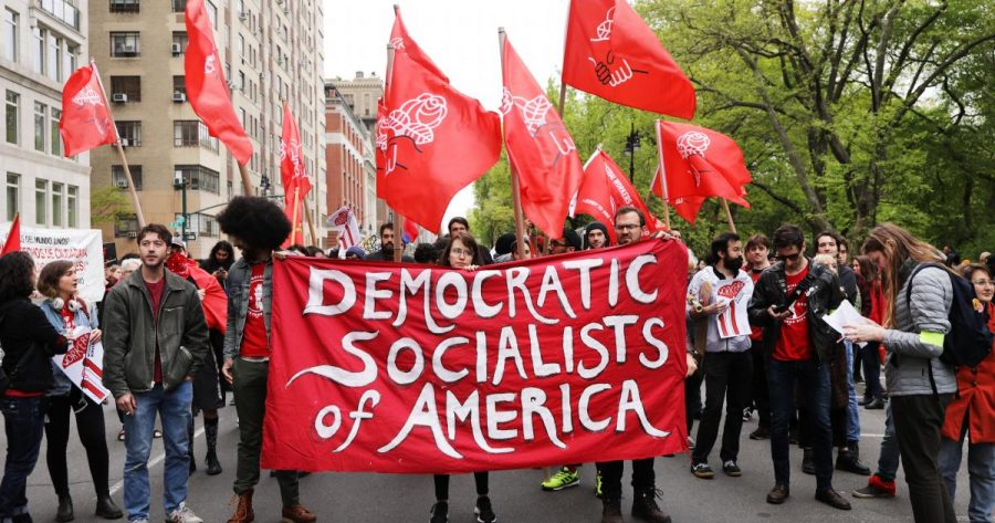 IS AMERICA'S FUTURE SOCIALIST?
