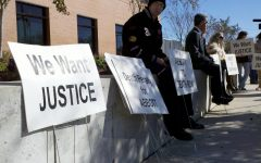 Pro-death penalty march in Bessemer Courthouse