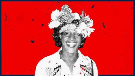 Black transwoman and activist Marsha P. Johnson.