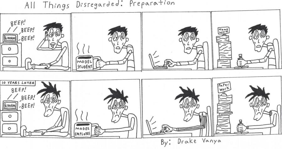 ALL THINGS DISREGARDED: PREPARATION