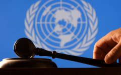 Model UN gavel