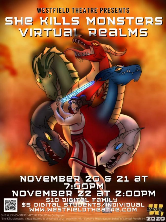 WESTFIELD THEATRE DEFIES COVID-19 STRUGGLES, DELIVERS VIRTUAL MAINSTAGE