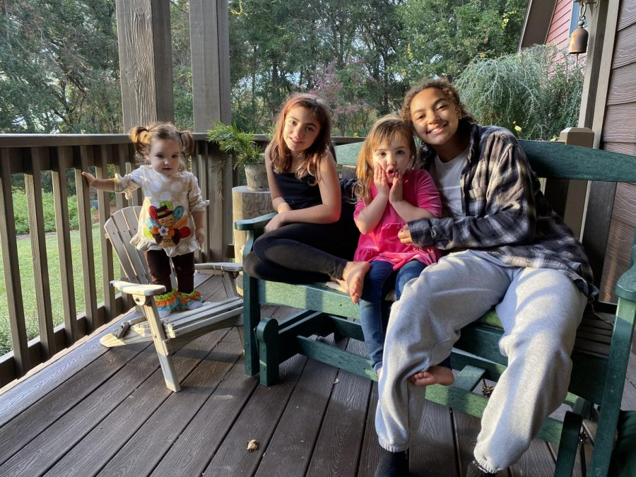 In addition to being a passionate school leader, DiBari is also a father to four beautiful girls!