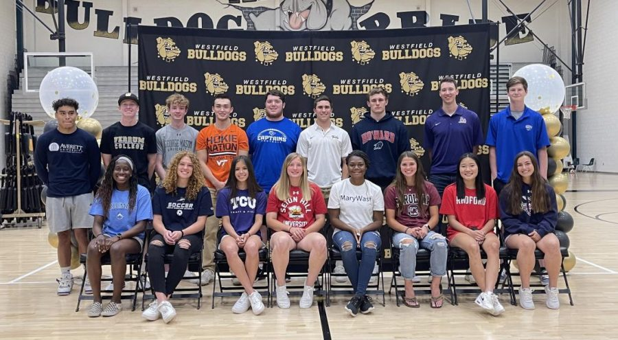 CLASS OF 2021 COMMITTED ATHLETES